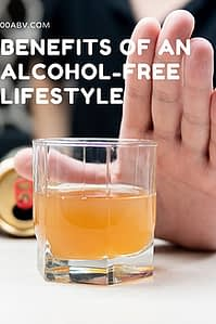 benefits of an alcohol-free lifestyle