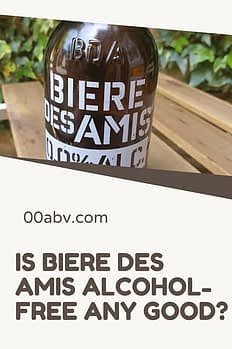 Is Biere Des Amis Alcohol-Free Beer Any good?