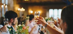Non Alcoholic Drinks for Wedding Receptione