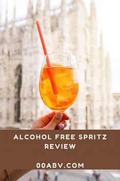 alcohol free spritz review