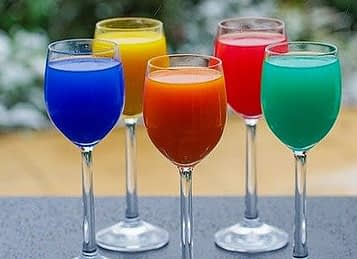 for drinks without alcohol
