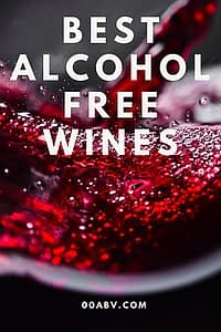 Best alcohol free red wines