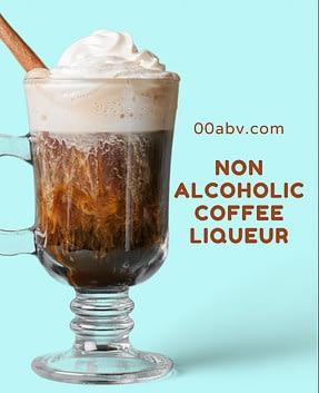 non alcoholic coffee liqueur