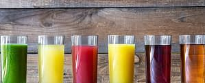 is fruit juice good for you ?