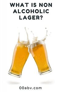 what is non alcoholic lager