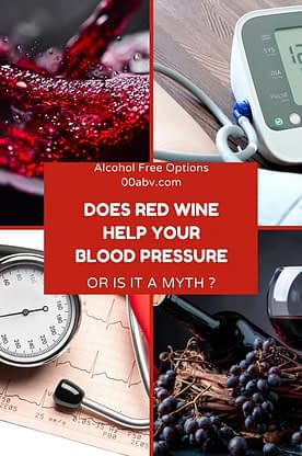 Does Red Wine Lower Blood Pressure