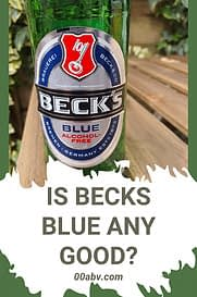 Becks Blue Beer Is it Any Good?