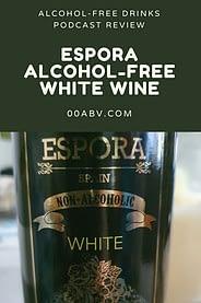 Espora Alcohol-Free White Wine