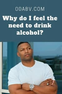 why do I feel the need to talk about alcohol