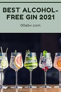 best alcohol-free gin 2021