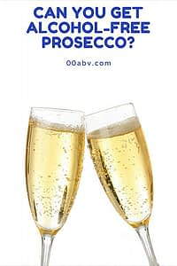 can you get alcohol-free prosecco?