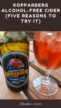 Kopparberg Alcohol-Free Cider