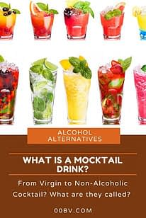 what is a mocktail drink ?