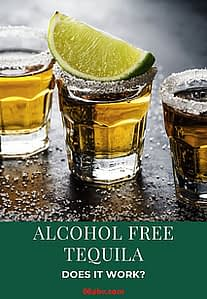 alcohol free tequila