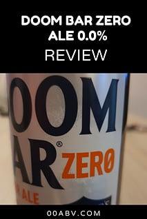 Doom Bar Alcohol Free Review