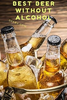 best beer without alcohol