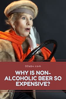 Why Is Non-Alcoholic Beer so expensive?