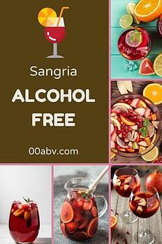 sangria alcohol free