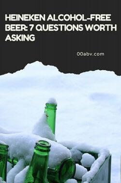 Heineken Alcohol-Free Beer