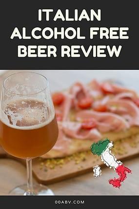 italian alchol free beer review