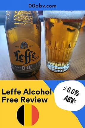 leffe alcohol free review