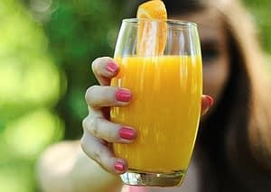 How Much alcohol in orange juice