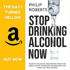 stop drinking alcohol now book