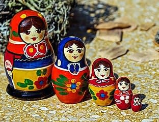 Russian Doll Metaphor