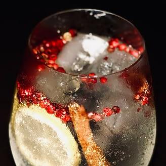 Alcohol Free Gin Tonic