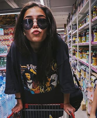 supermarket hunting