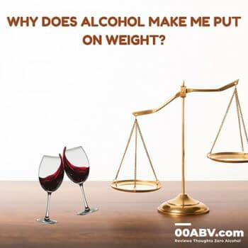 why does alcohol make me put on weight?