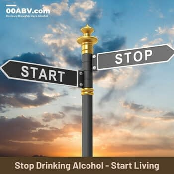 stop drinking alcohol and start living