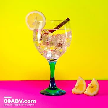 Alcohol-Free Gin