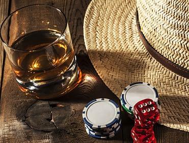Withdrawal symptoms of alcohol