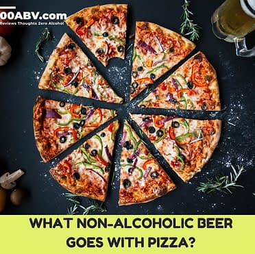 what non-alcoholic beer goes with pizza