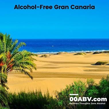 Alcohol-Free in Gran Canaria