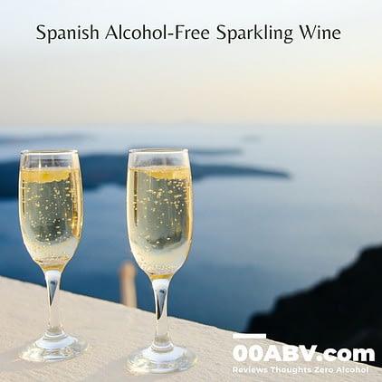 Spanish Alcohol-Free Sparkling Wine