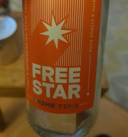 Free Star Beer