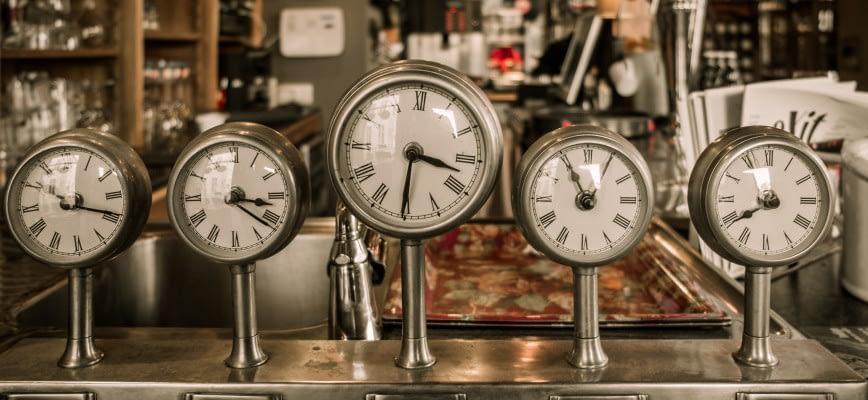 Alcohol Metabolism Time