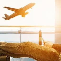 Alcohol Free and Air Travel